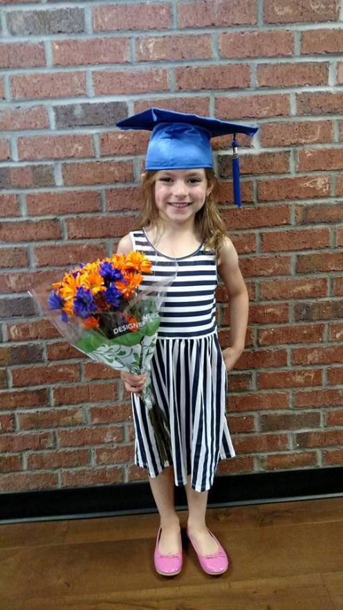 VPK Graduation (Thursday before first hospitalization)